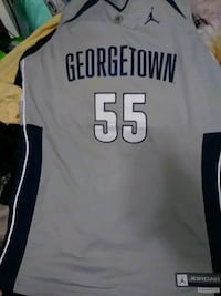 Georgetown Hoyas authentic jersey Washington, 20011