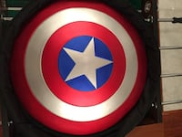 EFX Captain America 1:1 Shield Rockville, 20850