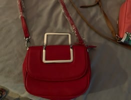 Brand new Small red purse