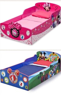 Mickey Mouse and Minnie Mouse Interactive Toddler Beds Stamford, 06907