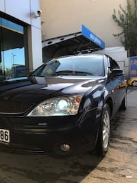 Ford - Mondeo - 2001 Yenimahalle, 06200