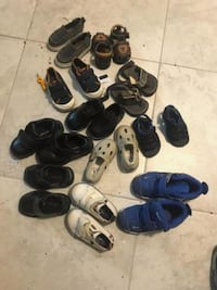 11 pairs of baby's shoes Jacksonville, 32218