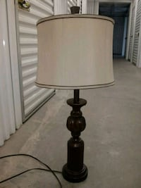 brown and white table lamp Reno, 89521