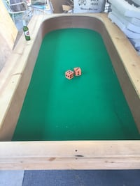 Craps Table with cover!  Washington, 48095