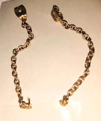 Gold rope chain  Akron, 44305