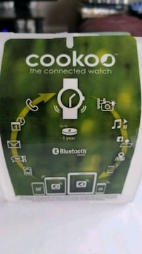 Original Cookoo Bluetooth Watch - Offers? Edmonton, T6X 1A3