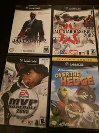 four assorted PS3 game cases Hawkestone, L0L 1T0