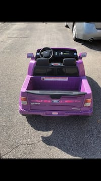 Purple toy truck Seekonk, 02771