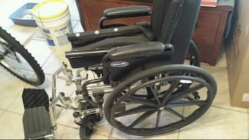 Invacare Wheelchair and Accessories