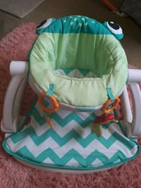 Seat for infants an playarea