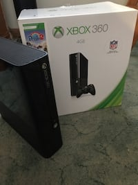 Black xbox 360 console with controller Palatine, 60067