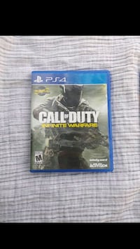 Call of Duty Infinite Warfare PS4 game Bakersfield, 93306