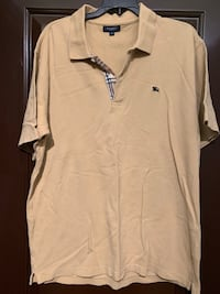 Men's Burberry Polos Shirt Size Xl Providence, 02906