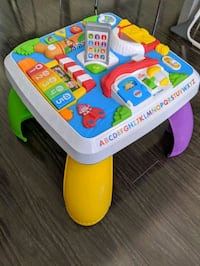 Fisher-Price Laugh & Learn Around The Town Learning Table Burnaby, V5M 4A4