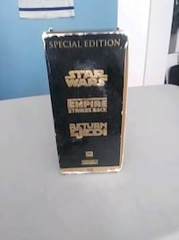 Star Wars Special Edition DVD case Barrie, L4M 4Y3