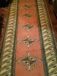 brown and black area rug Arlington, 22202