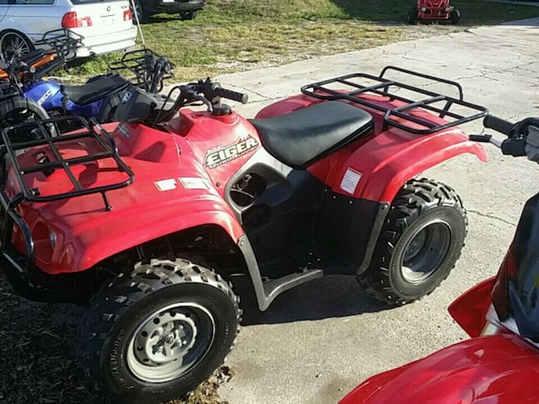 Used Suzuki Eiger Quadrunner Atv For Sale In Orlando Letgo