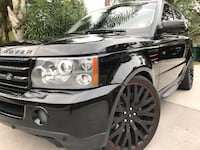 Range Rover Sport SuperCharged - 2008 Indian Head