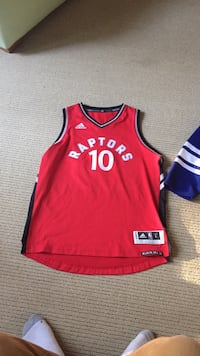red and black Chicago Bulls 23 jersey King, L7B