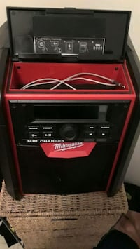 Milwakee Heavy Duty Radio.. Brand New Winnipeg, R3R 1L8
