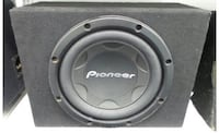 Pioneer 12 subwoofer with box Richmond, 23222