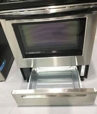 Frigidaire Freestanding Oven Electric Range Kitchen Stove Cocina