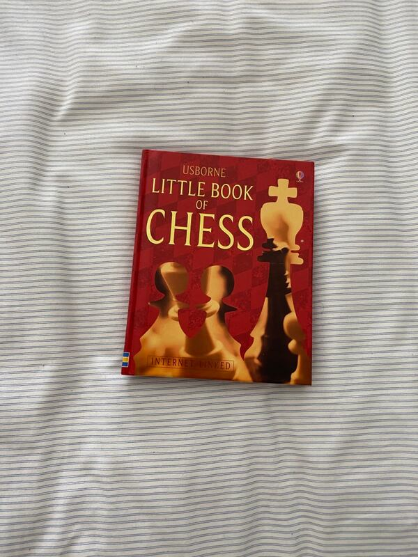 The book of Chess ce766740-7ae4-4872-b5f5-1c36ae3c4c1d