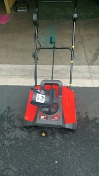 Electric snow thrower Huntley, 60142