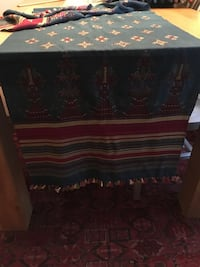 Table runner from India Chicago, 60640