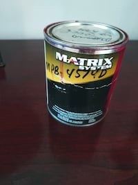 Matrix paint color red mpb-4574d about 8 oz left in can