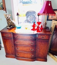 Mahogany sideboard buffet server Rockville, 20855