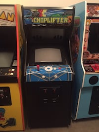 Choplifter arcade game Pearl River