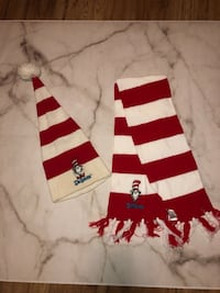 Cat in the Hat - Hat & Scarf