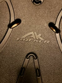 Ak Rocker 100 Gaming Chair almost New  Sterling
