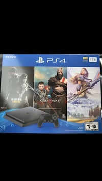 Sony - PlayStation 4 1TB Only on PlayStation Console Bundle Jet Black