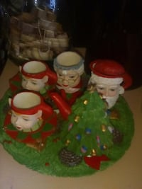 Mini Christmas tea cup set Sacramento, 95822