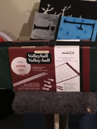 Volleyball set Sherwood Park, T8A 3Y3