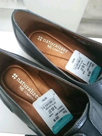 pair of black leather loafers Eastvale, 92880