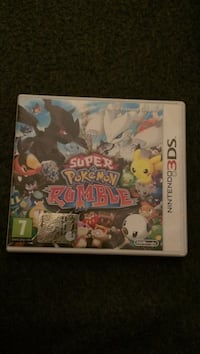 Super Pokemon Rumble Nintendo 3ds gioco caso Impruneta, 50023
