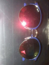 Ray-Ban RB  [PHONE NUMBER HIDDEN]  Blue Copper Metal Sun Penngrove, 94951