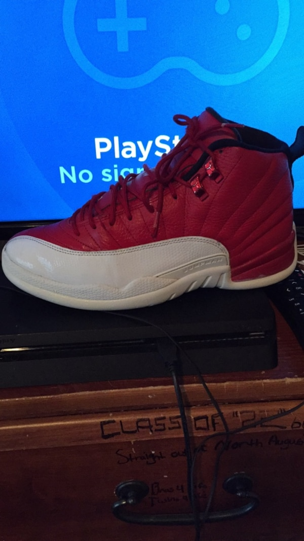 "the latest b162a 49397 I have some Retro Jordan ""Gym Red 12s"""