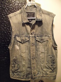 Marc Ecko Cut & Sew Denim Vest Port Moody, V3H