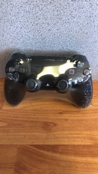 PS4 matte black controller Westminster, 21157
