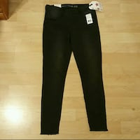 (NEW) VANILLA STAR Black Wash Midrise Jegging Seattle, 98144