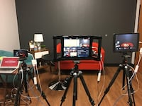 Affordable Live Multi-camera Video Production RICHMOND