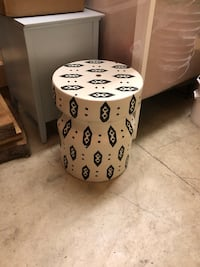 Ceramic stool Beaverton, 97006