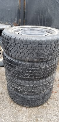 Arctic Claw Winter TXi 205/55/R16-$350 Innisfil