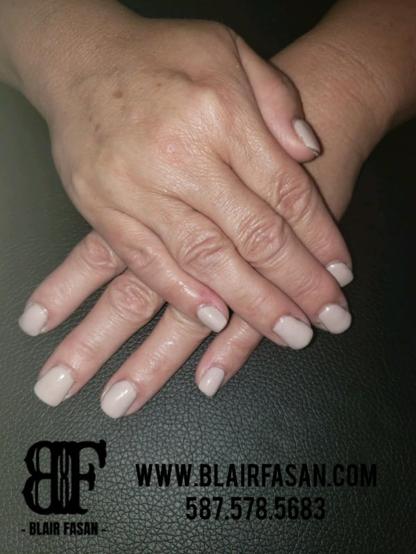 Nails - Gel extentions with Shellac/Gel Polish d2e7a102-de70-4209-905f-1eff37e9f336
