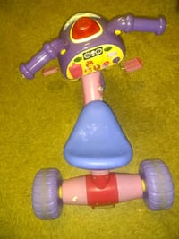 yellow and purple ride-on toy Newport News, 23607