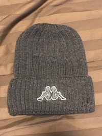 black and gray knit cap Toronto, M6N 1A7